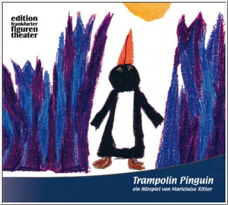 Trampolin Pinguin